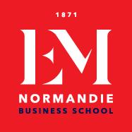 Logo de l'Em Normandie Carré