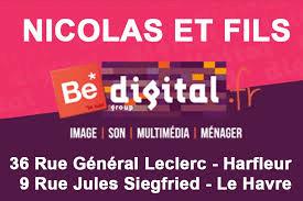 Logo Nicolas & Fils Le Havre