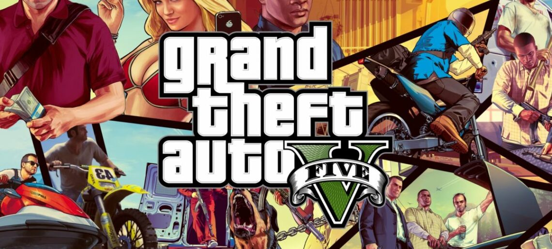 GTA V disponible gratuitement sur l'Epic Games Store