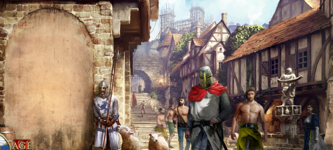 Age of Empires II : Definitive Edition – Update 37650