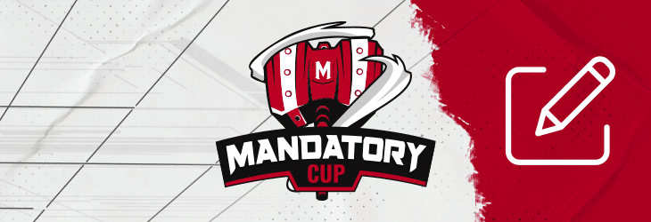 Le Normandy Gaming Club s'inscrit à la Mandatory Cup sur Valorant !